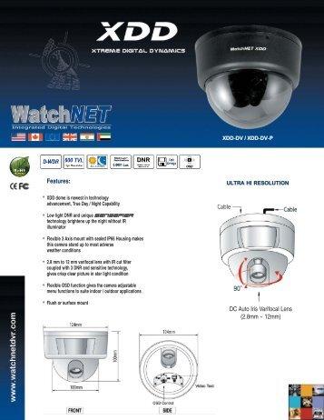 XDD-DV - Kodiak Security
