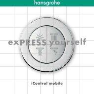 iControl - Hansgrohe