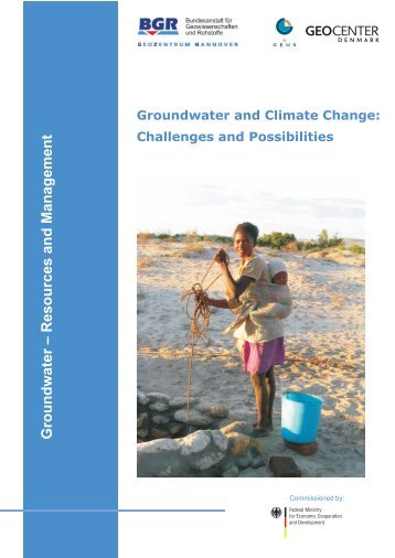 Groundwater and Climate Change: Challenges and ... - Geus
