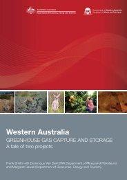 Western Australia - The Carbon Capture & Storage Association