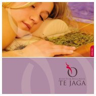 BEAUTY & SPA in .pdf format - Active Hotel Olympic