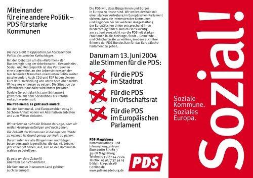 F - PDS Sachsen-Anhalt