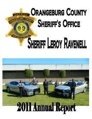2011 Annual Report - Orangeburg County