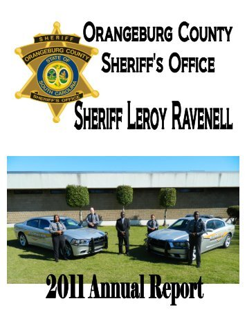 2011 Annual Report - Orangeburg County