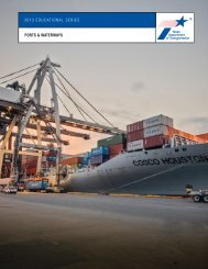 Ports & Waterways PDF - Welcome to the Texas Department of ...