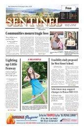 July 18, 2013 PDF Edition - The Sentinel
