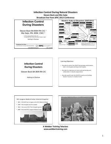 Teleclass Handout (PDF) - Webber Training