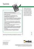 Derfor Leca® rilleblokke til kældre - Weber - Page 4