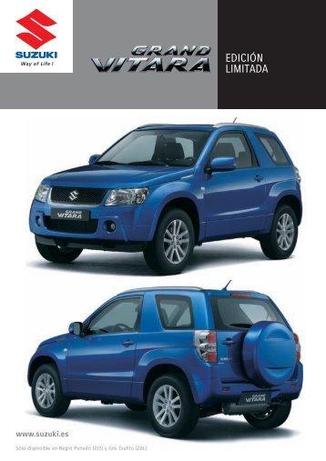 DIPT. NGV S.LIMITADA - Suzuki