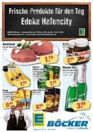 Edeka Hafencity - EDEKA Böcker