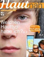 Hautnah - gesundheit.bs.ch - Basel-Stadt