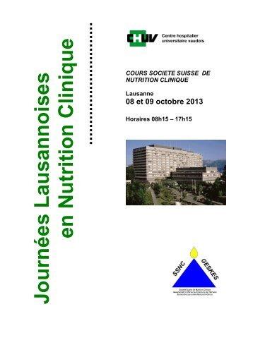 Seite 1: - Société Vaudoise de Médecine