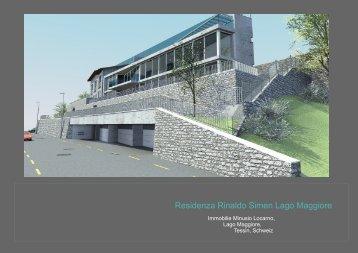 Residenza Rinaldo Simen Lago Maggiore