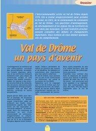 Val de Drôme Info n°5 - Communauté de Communes du Val de Drôme