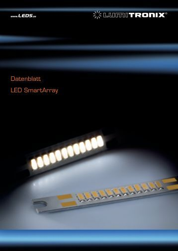 Datenblatt LED SmartArray - LEDS.de