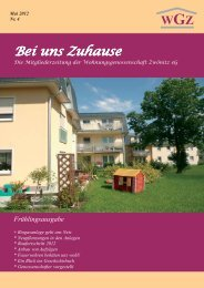 Mitgliederzeitung_05-2012 - Wohnungsgenossenschaft Zwönitz eG