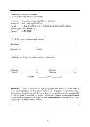 SI, IR Kolokvijum 1 - Oktobar 2011.pdf - os.etf.bg.ac.rs