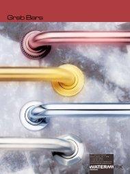 Grab Bars Catalog - Watermark Designs