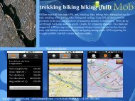 trekking biking hiking (full) - RunMob