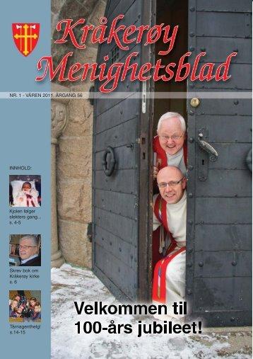 NR. 1 - VÅREN 2011. ÅRGANG 56 INNHOLD ... - Mediamannen