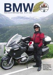 Medlemsblad for BMW Klubben Norge Nr. 3/4 – 2005
