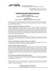 imatinib mesilate for the treatment of malignant gastrointestinal ...