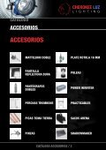 ACCESORIOS - cherokee luz lighting - Page 3