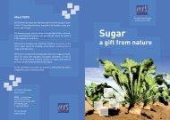 Sugar - Comitesucre.org