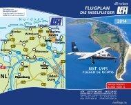 FLUGPLAN - Inselflieger