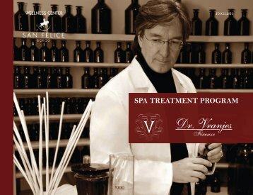 Exclusive treatments - Borgo San Felice