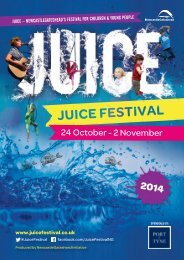 Juice Brochure 2014 FINAL