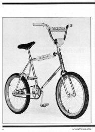 1980 moosegoose test - Vintage Mongoose