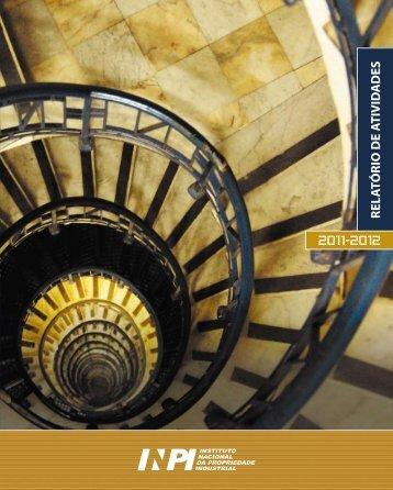 Relatório de Atividades 2011 - Inpi