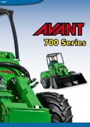 700 Series - Rayco Australia