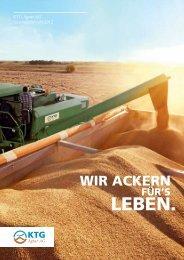 Geschäftsbericht 2012 - KTG Agrar AG