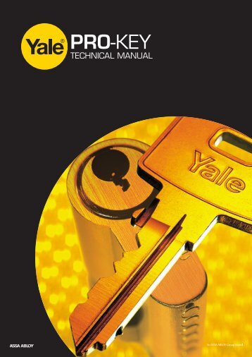 PRO-KEY - Yale Door and Window Solutions, Locks Home Security ...