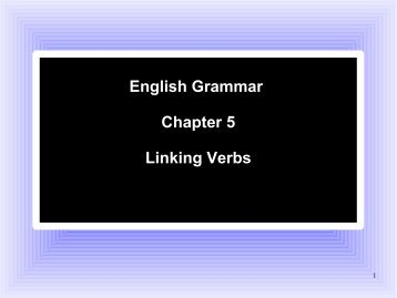 Grammar_Chapter_5.15.. - Be Cruciform!