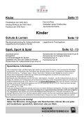 KURSPROGRAMM Frühjahr 2010 - VHS Horn - Page 3