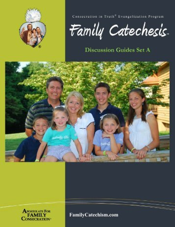 English Set A - The Apostolate for Family Consecration