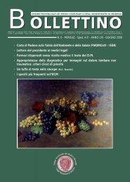 Giugno 2008 (pdf - 385 KB) - Ordine Provinciale dei Medici ...