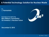 2010 - A Potential Technology Solution for Nuclear Waste.pdf - UxC