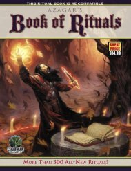download - MORE THAN 300 ALL-NEW RITUALS! - Goodman Games