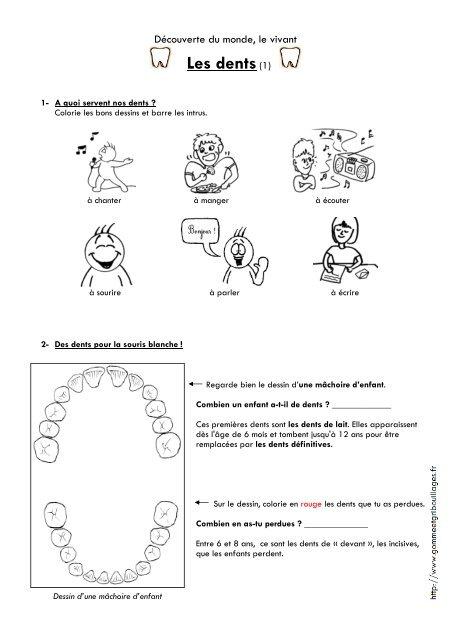 Les Dents1 Gomme Gribouillages