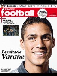 FRANCE FOOTBALL 11.11.14