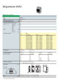 Folheto Disjuntores 3VF2-5 - Industry - Page 2