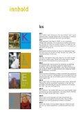 Samfunnsviteren 1/2004 - Samfunnsviterne - Page 3