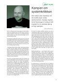 Samfunnsviteren 1/2004 - Samfunnsviterne - Page 5
