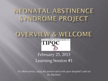 Administrative Minutes - TIPQC