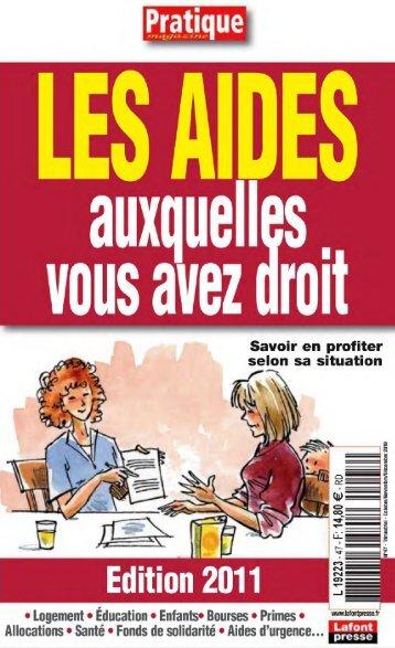 Le Guide des AIdes - Marjolaine