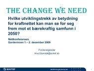 Smarte Nett - Energi Norge